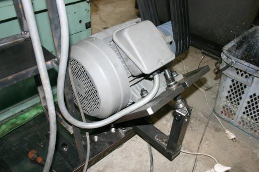 モーターべースの製作法